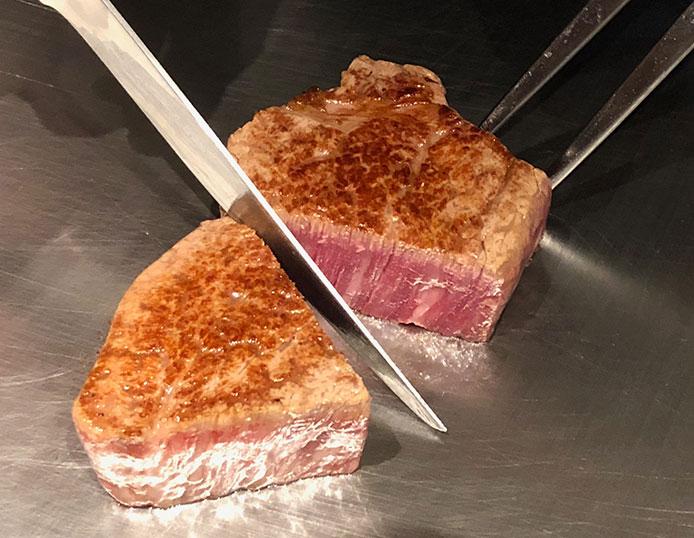 [平日限定]铁板煎牛排午餐行程