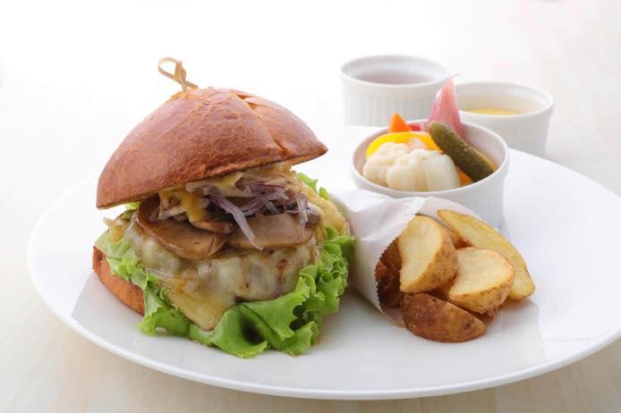 Marx burger